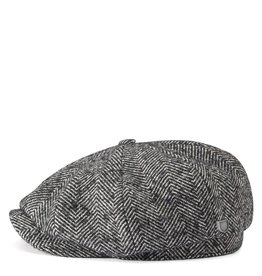 Brixton Brixton Brood Baggy Snap Cap - Black/ White