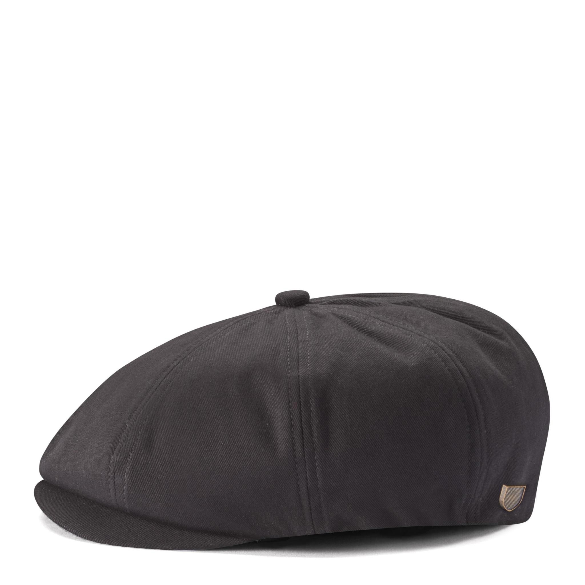 Brixton Brixton Brood X Snap Cap - Black