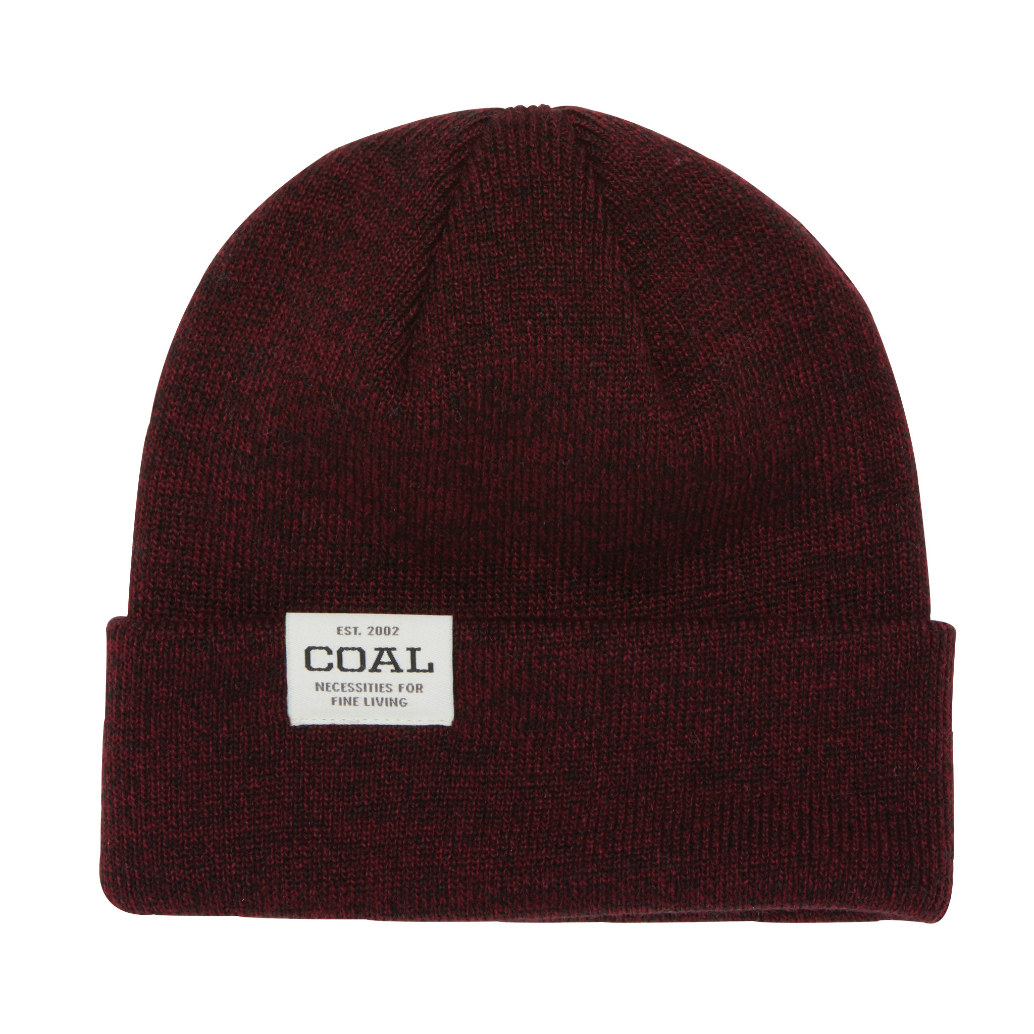 Coal Coal The Uniform Low - Dark Burgundy Marl