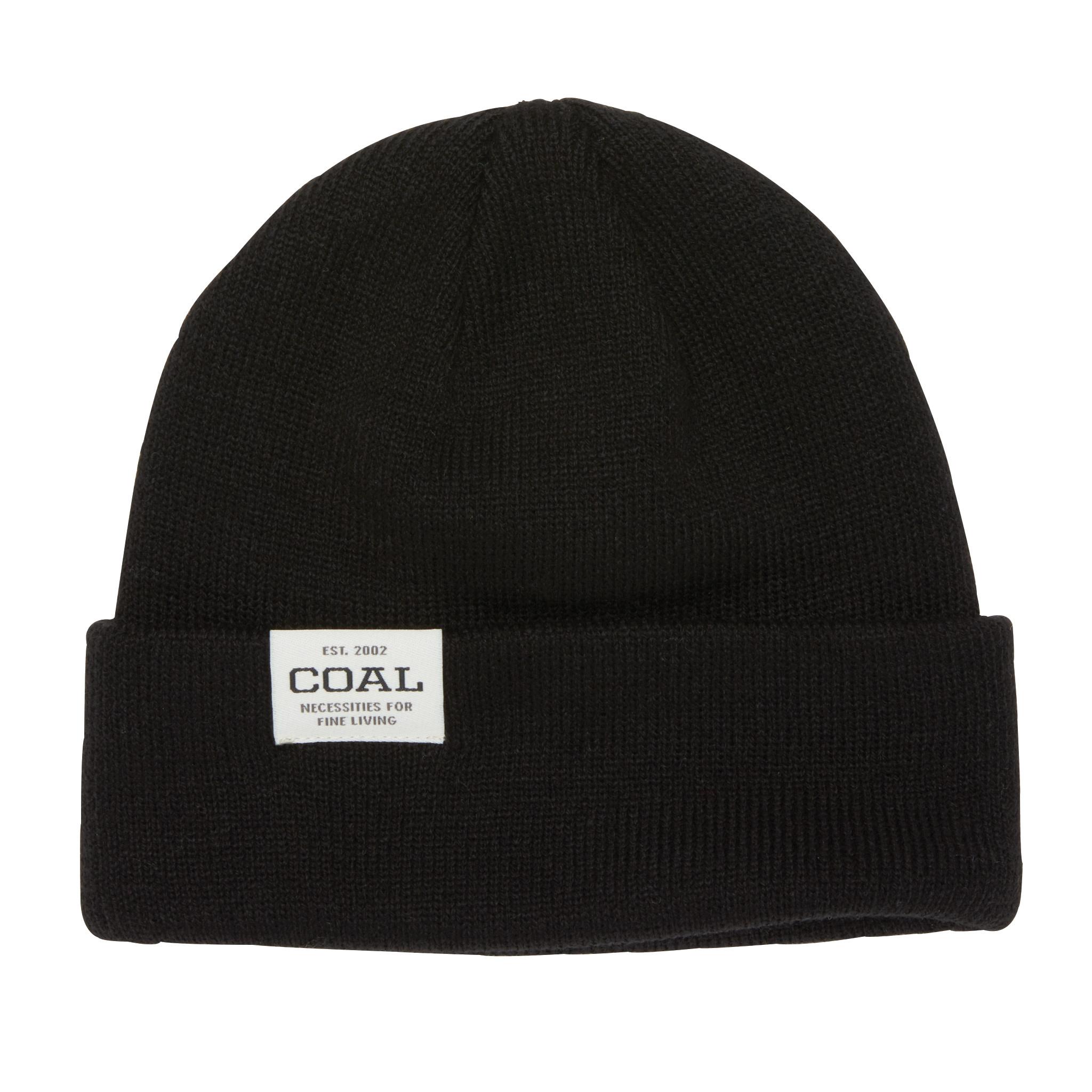 Coal Coal The Uniform Low - Solid Black