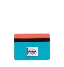 Herschel Supply Co. Herschel Charlie Wallet - Blue Bird/Black Ripstop/Emberglo
