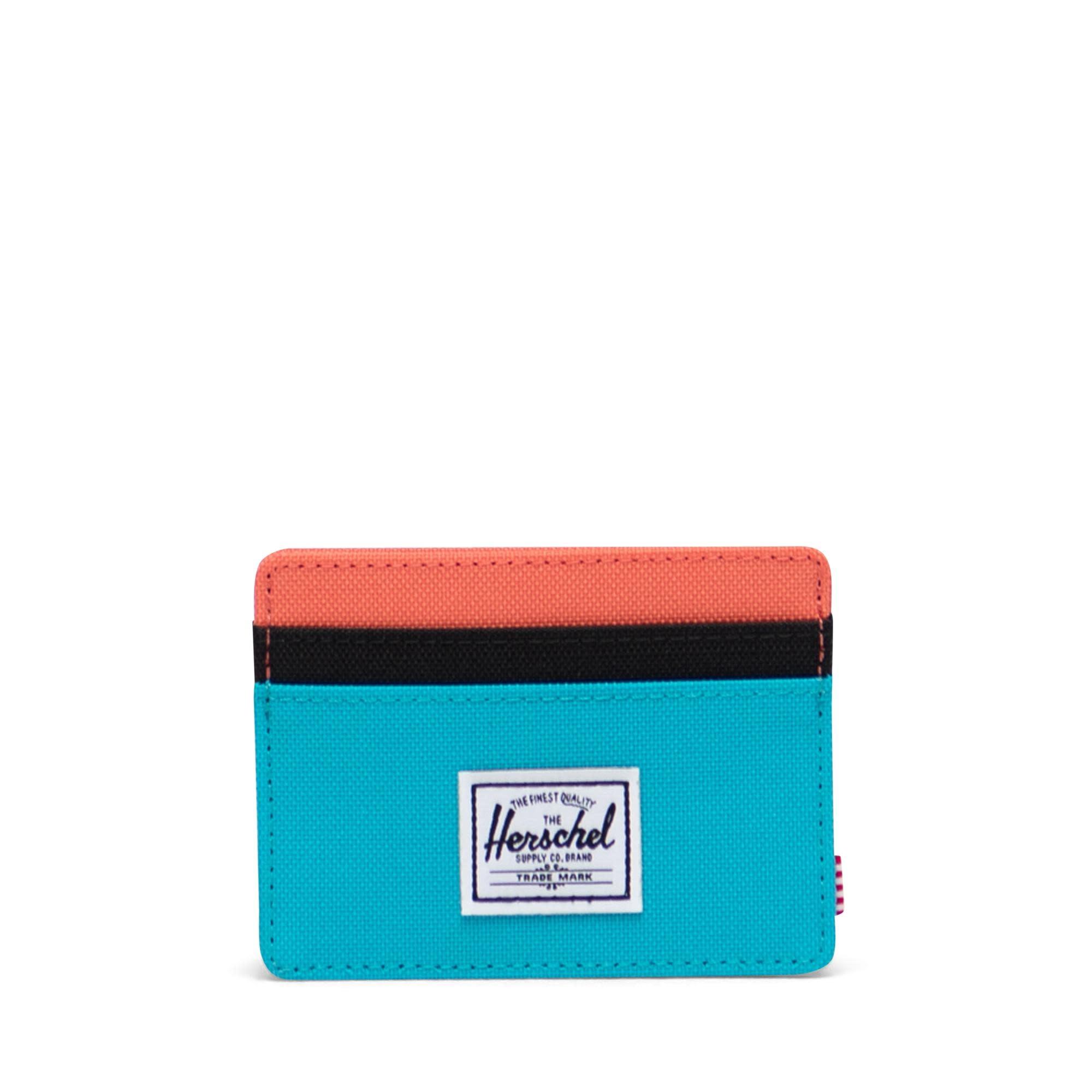 Herschel Supply Co. Herschel Charlie Wallet - Blue Bird/Black Ripstop/Emberglo