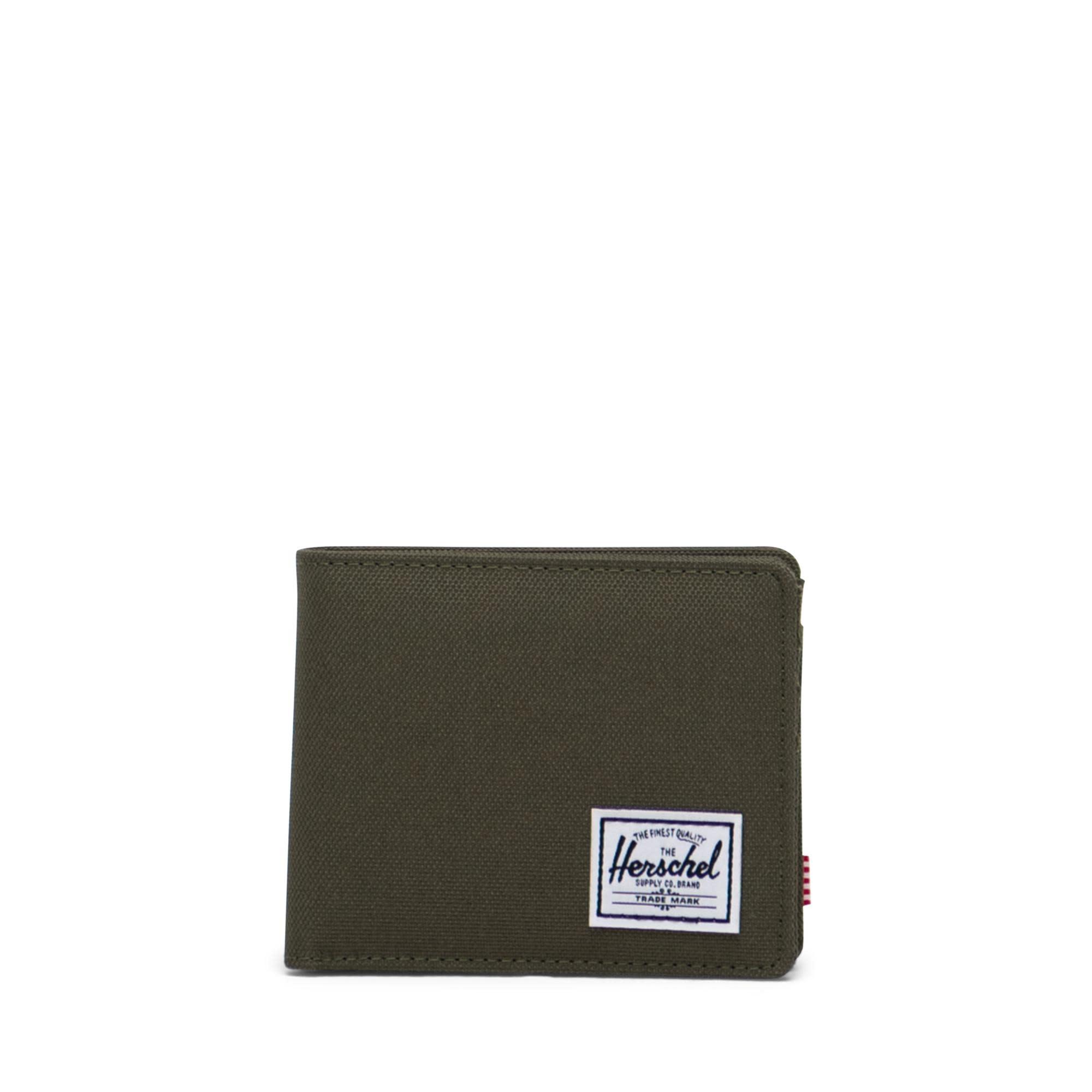 Herschel Supply Co. Herschel Roy Coin Wallet - Ivy Green/RFID