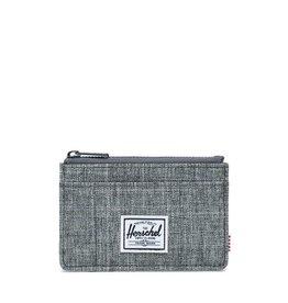 Herschel Supply Co. Herschel Oscar Wallet - Raven Crosshatch/RFID