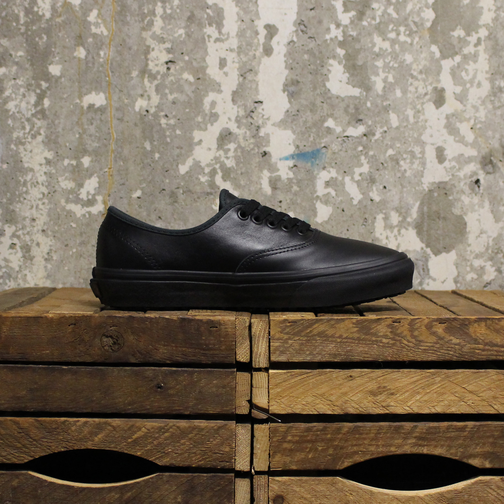 Vans Vans Authentic UC (Made for the Makers 2.0) - Black/Black