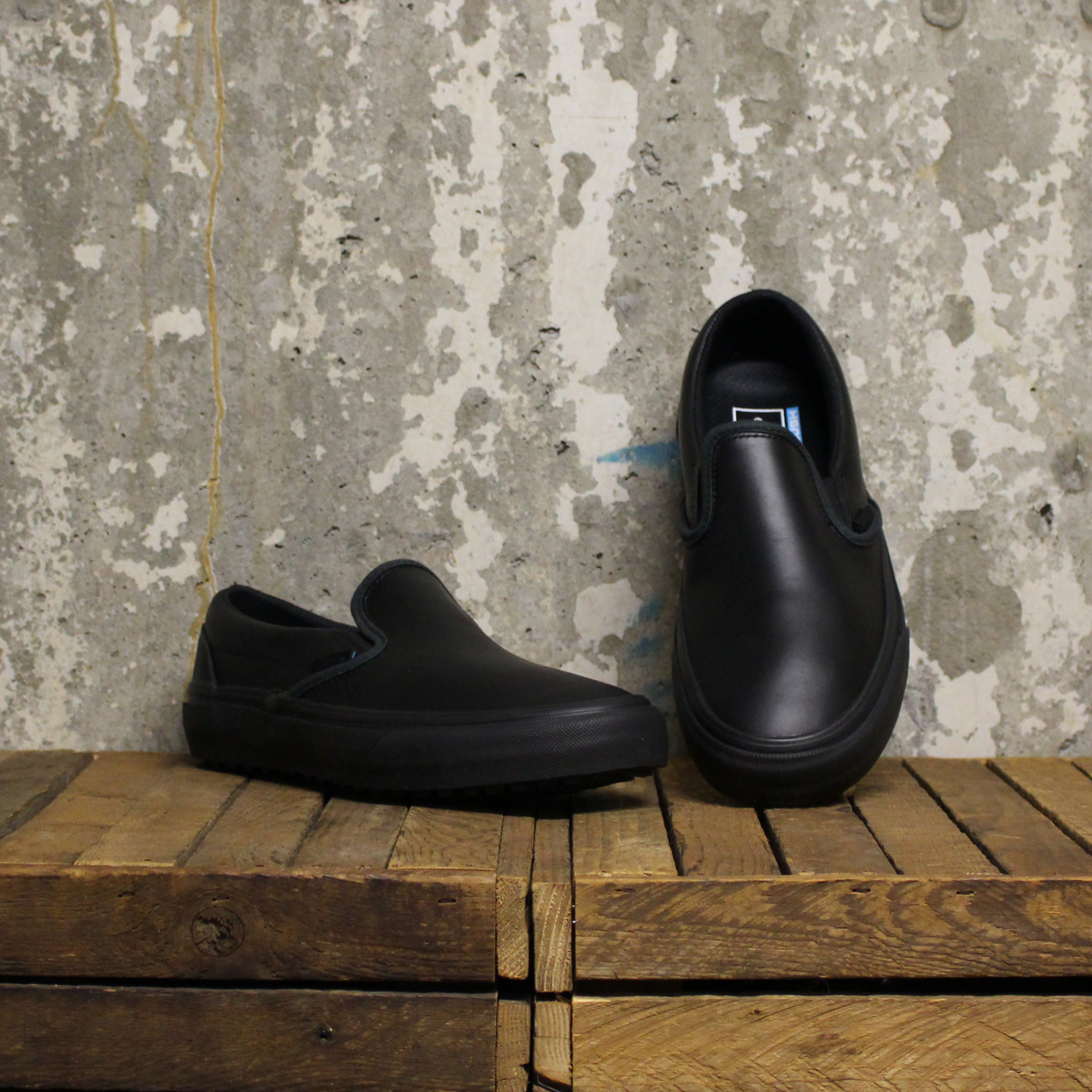 Vans Vans Classic Slip-On UC (Made for the Makers 2.0) - Black/Black