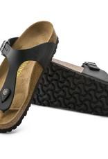 Birkenstock Birkenstock Gizeh Oiled Leather (Femmes - Régulier) - Black