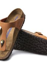 Birkenstock Birkenstock Gizeh Soft Footbed Nubuck (Femmes - Régulier) - Pecan