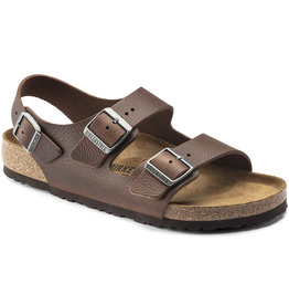 Birkenstock Birkenstock Milano  Leather (Men - Regular) - Vintage Roast