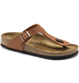 Birkenstock Birkenstock Gizeh Birko-Flor (Women - Regular) - Ginger Brown