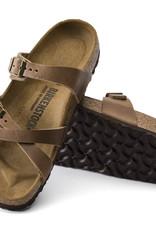 Birkenstock Birkenstock Franca Oiled Leather (Femmes - Régulier) - Tobacco