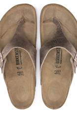 Birkenstock Birkenstock Como Oiled Leather (Men - Regular) - Tobacco