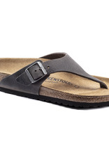 Birkenstock Birkenstock Como Oiled Leather (Hommes - Régulier) - Iron