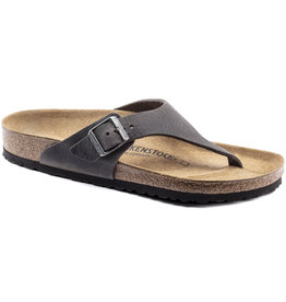 Birkenstock Birkenstock Como Oiled Leather (Men - Regular) - Iron