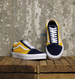 Vans Vans Old Skool (Classic Sport) - Dress Blues/Saffron