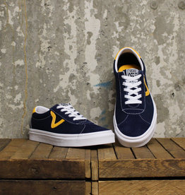 Vans Vans Sport (Classic Sport) - Dress Blues/Saffron