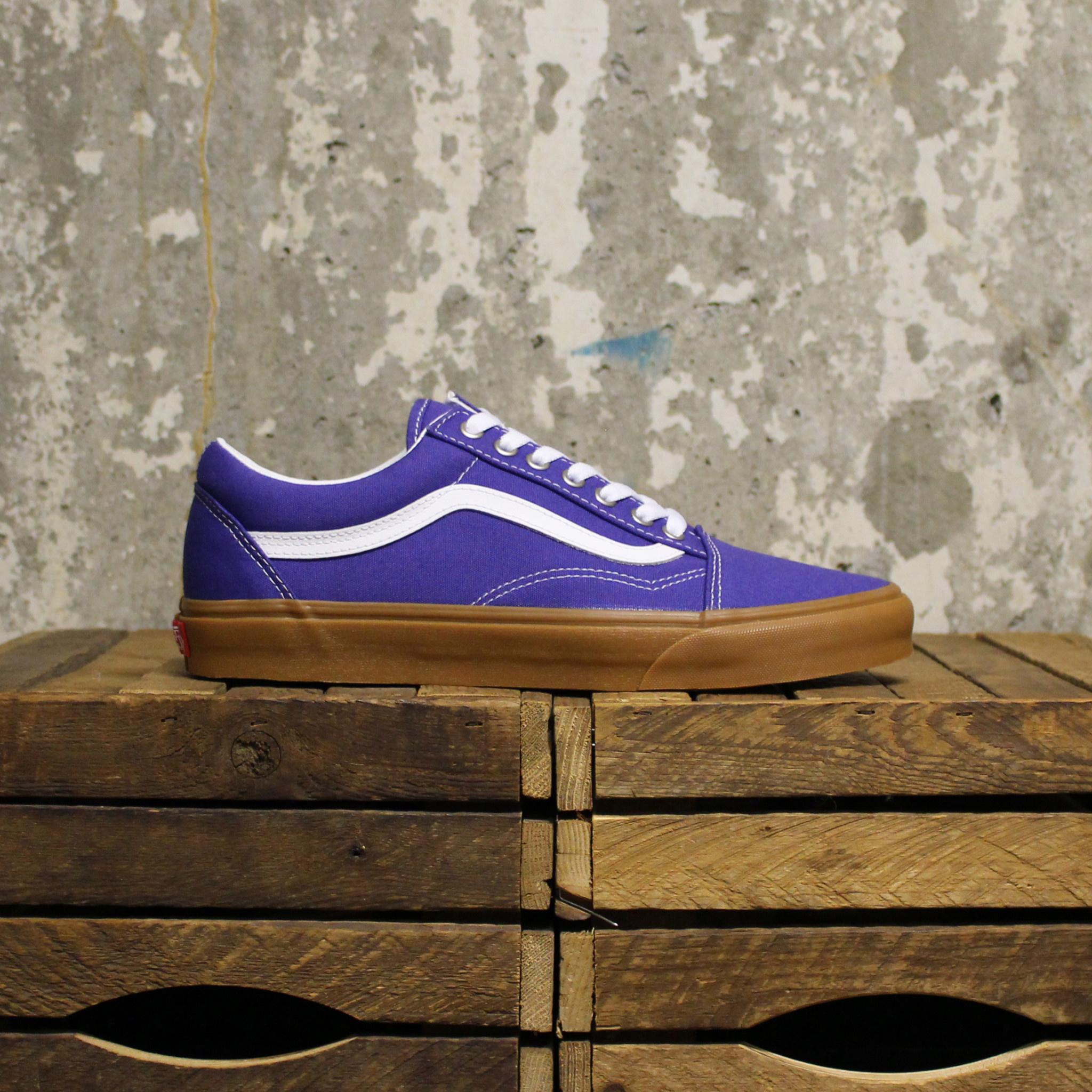 Vans Vans Old Skool (Gum) - Spectrum Blue/True White