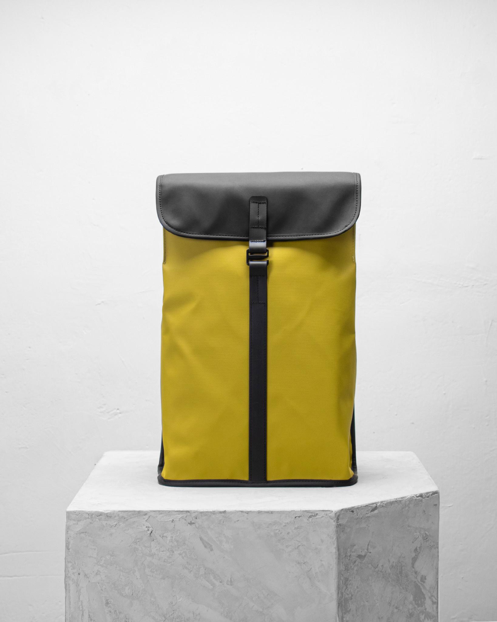 Topologie Topologie Satchel Backpack - Sulfur