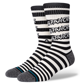 Stance Stance Jail Card - Black