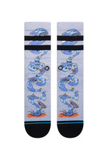 Stance Stance Party Wave - Grey