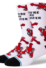 Stance Stance You're My Lobster - White