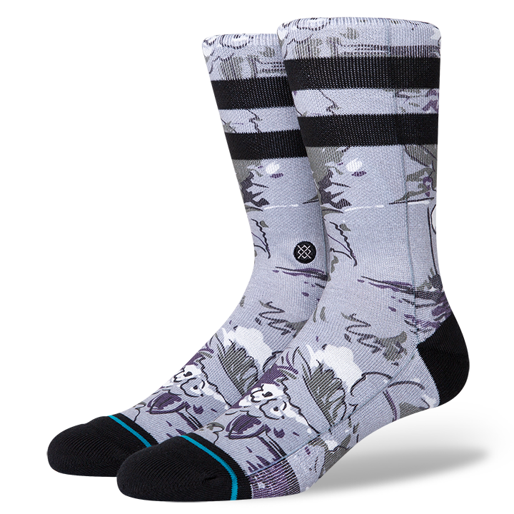 Stance Stance Florence Floral - Greyheather