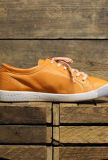 Softinos Softinos ISLA Washed Leather - Orange (White sole)