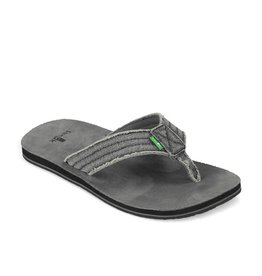 Sanuk Sanuk Fraid Not - Charcoal