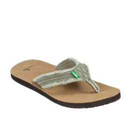 Sanuk Sanuk Fraid Not - Olive