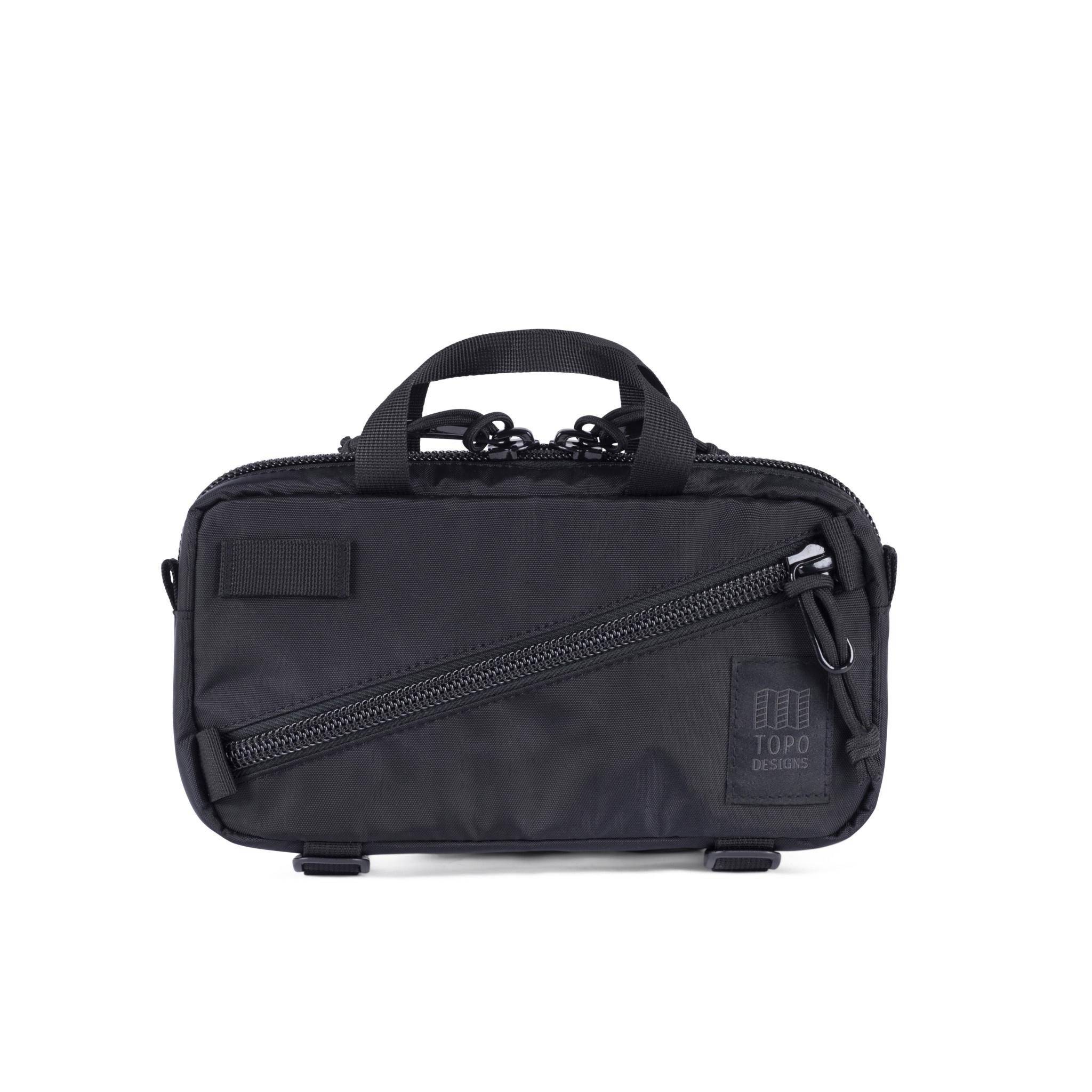 Topo Designs Topo Designs Mini Quick Pack - Black