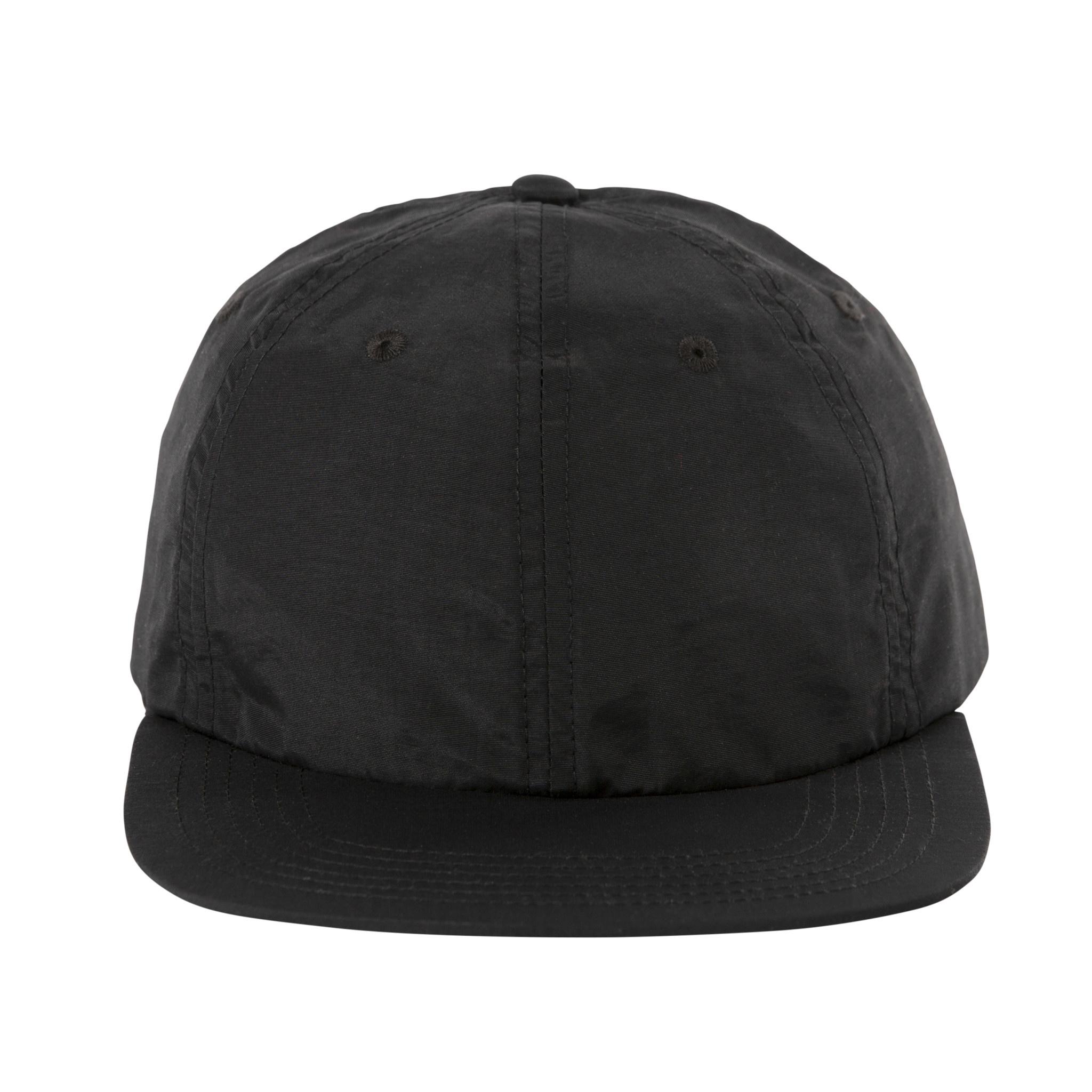 Topo Designs Topo Designs Nylon Ball Cap - Black