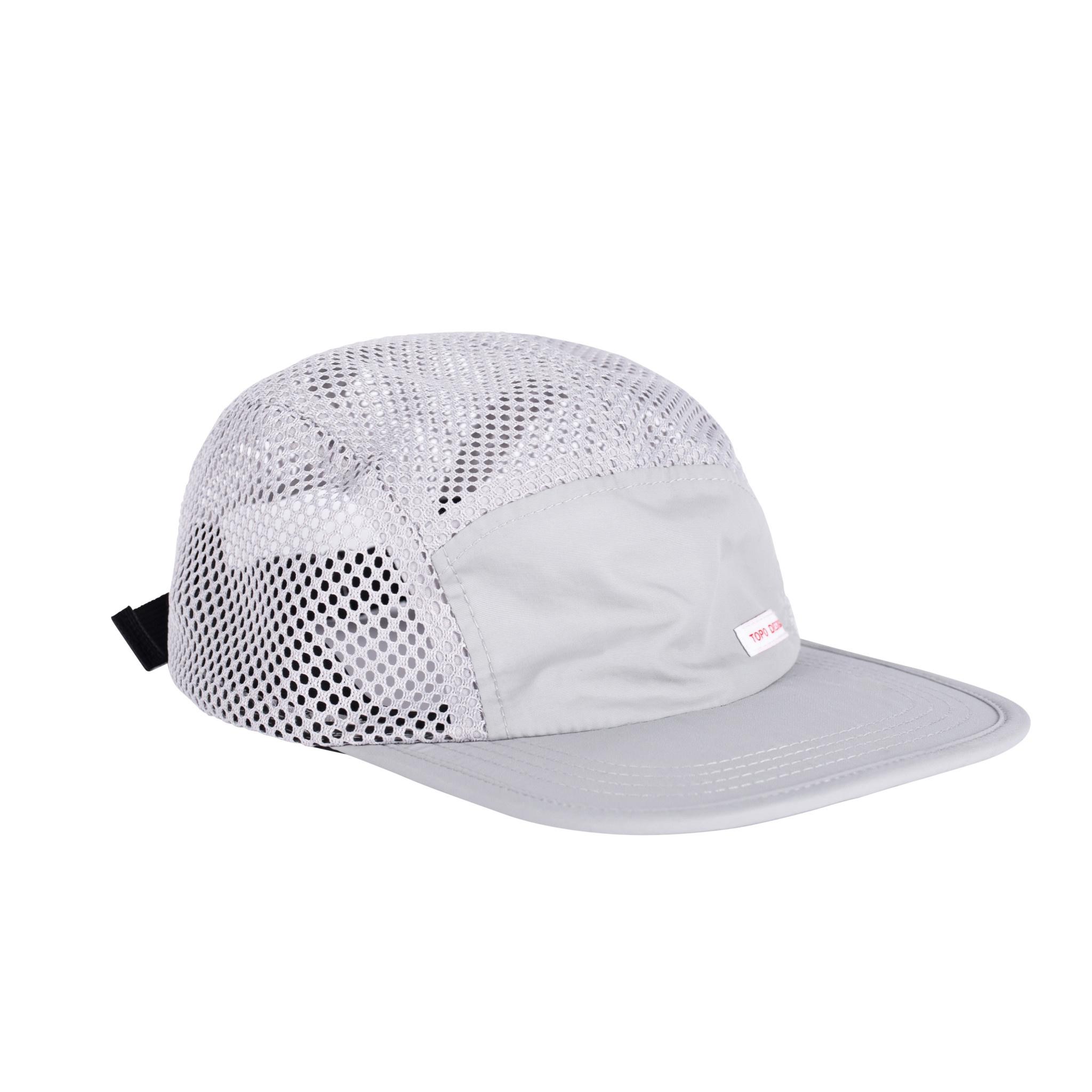 Topo Designs Topo Designs Global Hat - Grey