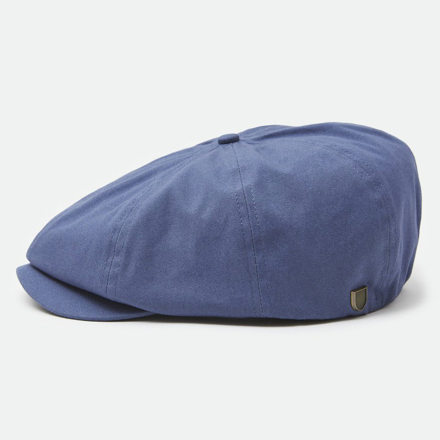 Brixton Brixton Brood Snap Cap - Joe Blue Sun Wash