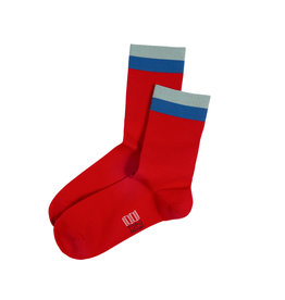 Topo Designs Topo Designs Sport Socks - Red