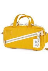 Topo Designs Topo Designs Mini Quick Pack - Mustard Canvas