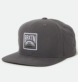 Brixton Brixton Pivot X MP Snapback - Black