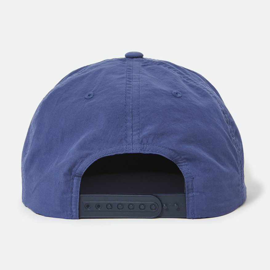 Brixton Brixton Pivot X MP Snapback - Joe Blue