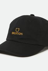 Brixton Brixton Alpha LP Cap - Black/Gold