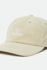 Brixton Brixton Alpha LP Cap - Vanilla