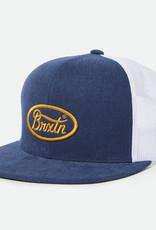 Brixton Brixton Parsons HP Mesh Cap - Joe Blue/White