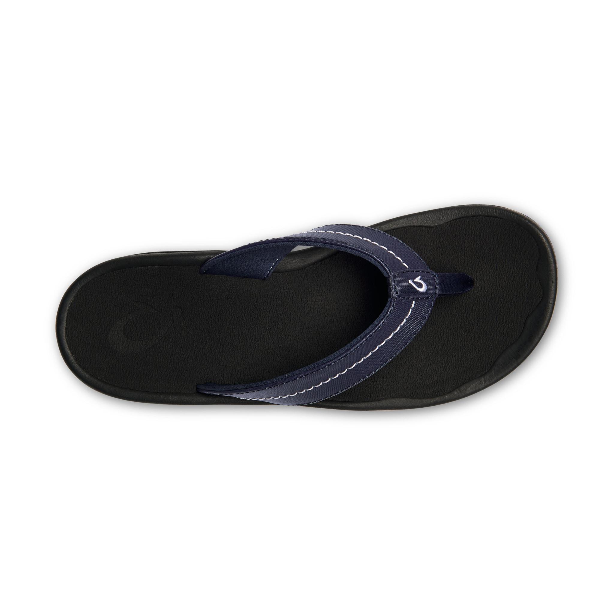 Olukai Olukai Ladies 'Ohana - Trench Blue/Black