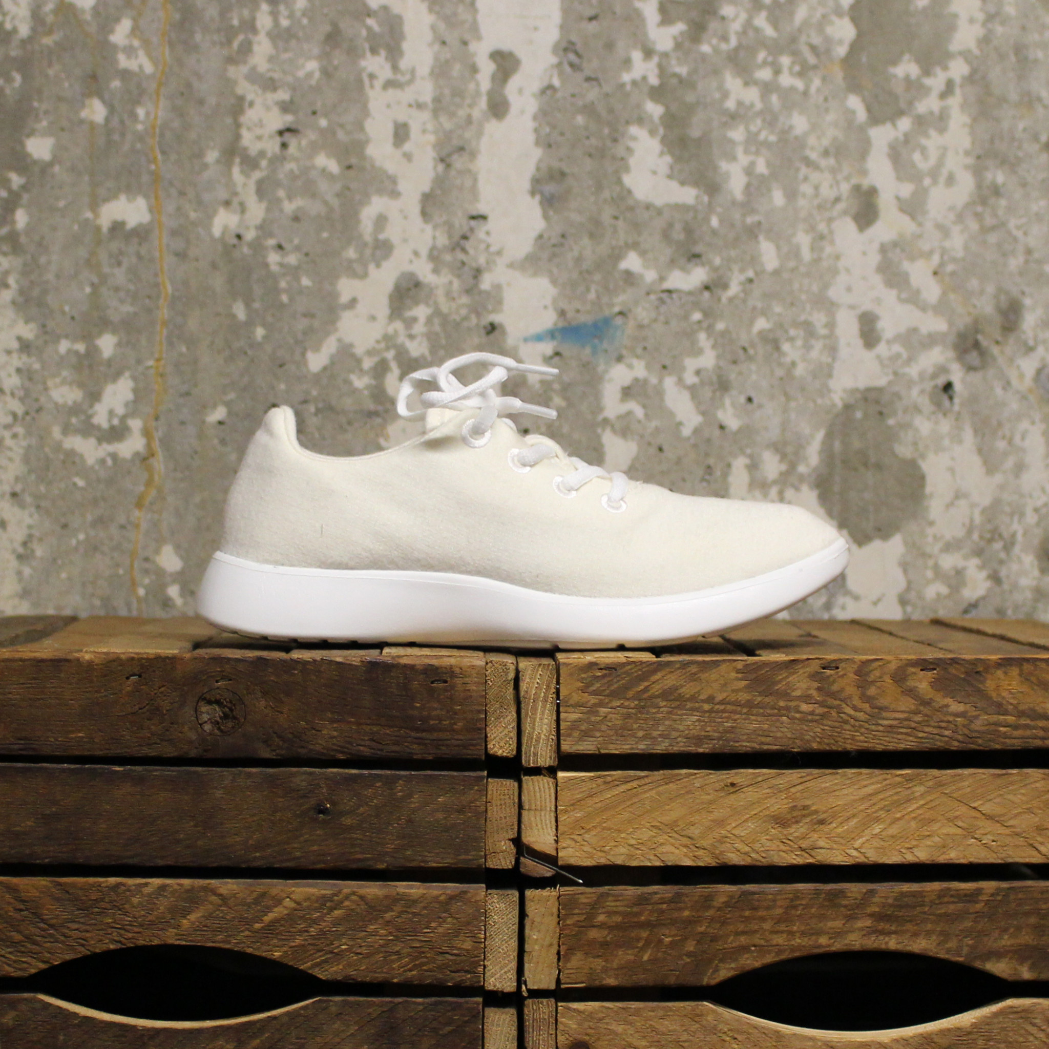 LeMouton LeMouton Womens Classic - White
