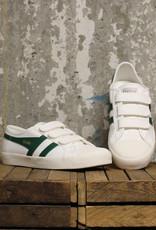 Gola Gola Coaster Velcro - Off White/Dark Green