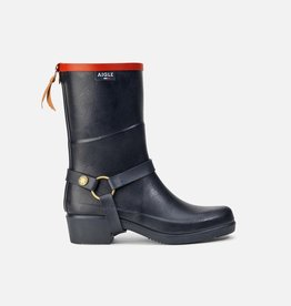 Aigle Aigle Miss Julie - Navy/Red