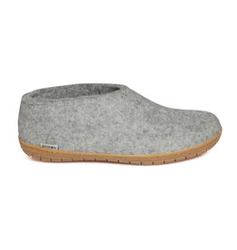 Glerups Glerups Chaussure (semelle de caoutchouc) - Gris
