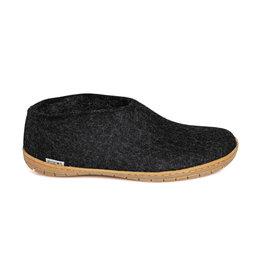 Glerups Glerups Chaussure (semelle de caoutchouc) - Charcoal (Anthracite)