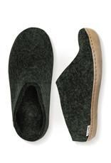 Glerups Glerups Pantoufle/Open Heel - Forest