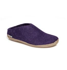 Glerups Glerups Pantoufle/Open Heel - Purple