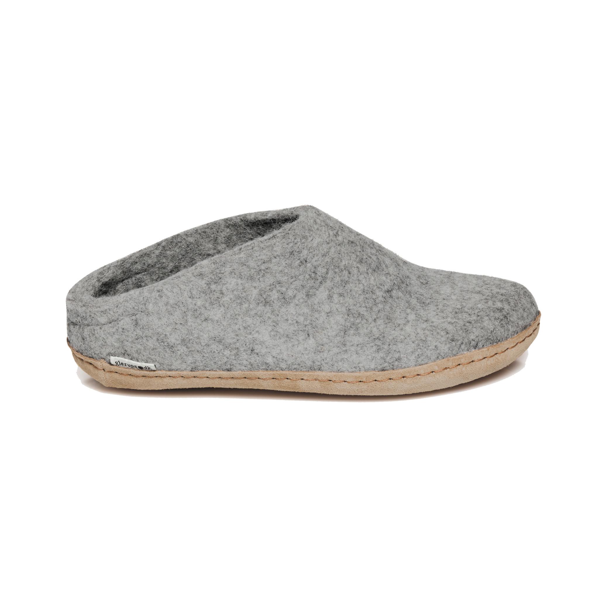 Glerups Glerups Pantoufle/Open Heel - Grey