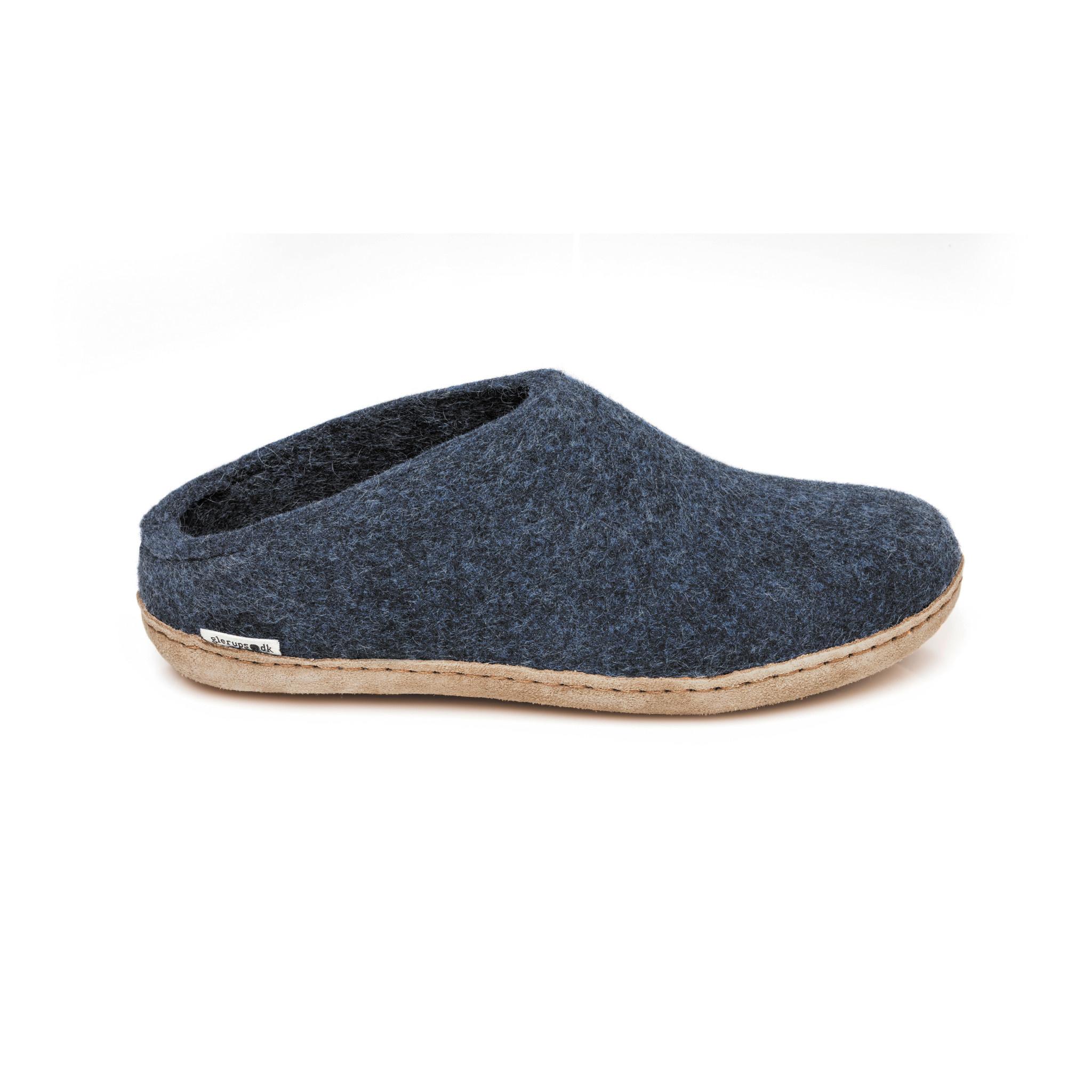 Glerups Glerups Pantoufle/Open Heel - Bleu Denim